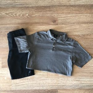 Volcom/Rip curl outfit for big boys